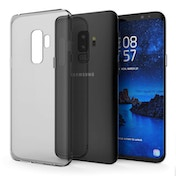 Samsung Galaxy S9 Plus TPU Gel Case - Smoke Black