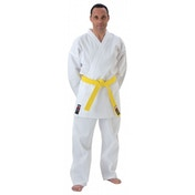 Cimac Giko Karate Suit White 160cm