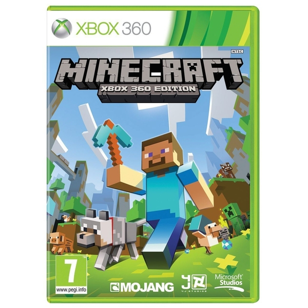 Minecraft Game Xbox 360 - Image 1