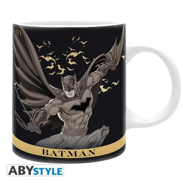 DC Comics - The Joker vs. Batman subli Mug
