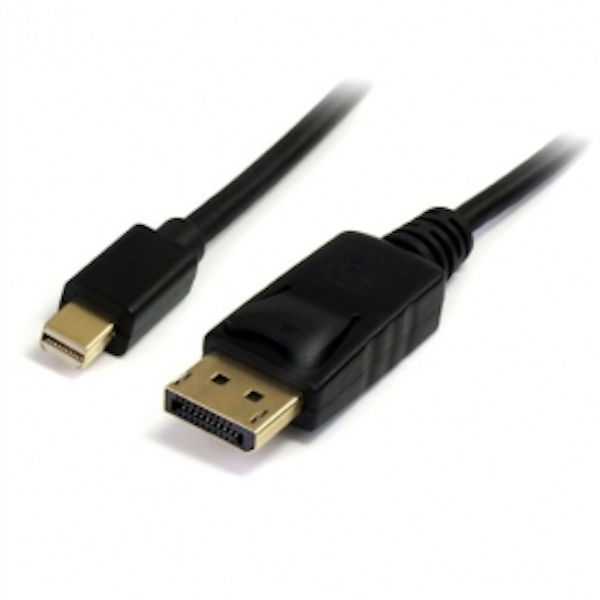 10ft Mini DisplayPort to DisplayPort Adapter Cable - M/M