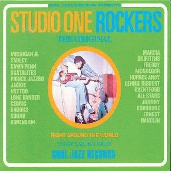 Various Artists - Studio One Rockers CD
