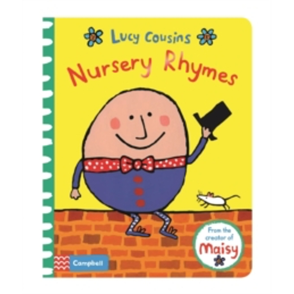 Nursery Rhymes by Pan Macmillan (Board book, 2014)