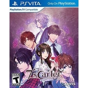 7'scarlet PS Vita Game (#)