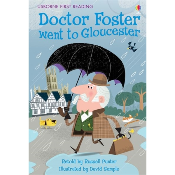 Doctor Foster Went to Gloucester by Russell Punter (Hardback, 2013)
