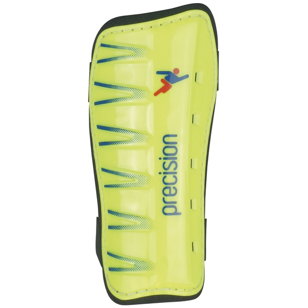 "Precision League ""Slip-in"" Pads Fluo/Lime - Small"