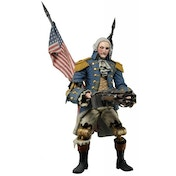 BioShock  Infinite: Action Figures: Heavy Hitter Patriot: George Washington