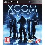 XCOM Enemy Unknown Game PS3