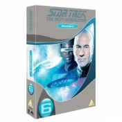 Star Trek The Next Generation - Season 6 (Slimline Edition) [DVD] [1992] [DVD]
