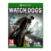 Ex-Display Watch Dogs Game Xbox One Used - Like New