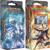 Pokemon TCG Sun & Moon: Burning Shadows Theme Deck