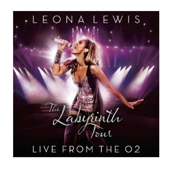 Leona Lewis - The Labyrinth Tour Live At The O2 CD