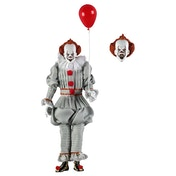 Pennywise (IT 2017) 8 Inch Clothed Neca Figure