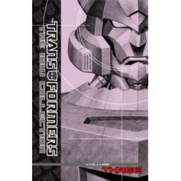 Transformers: The IDW Collection Volume 3