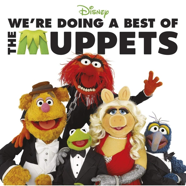 We're Doing The Best Of The Muppets CD