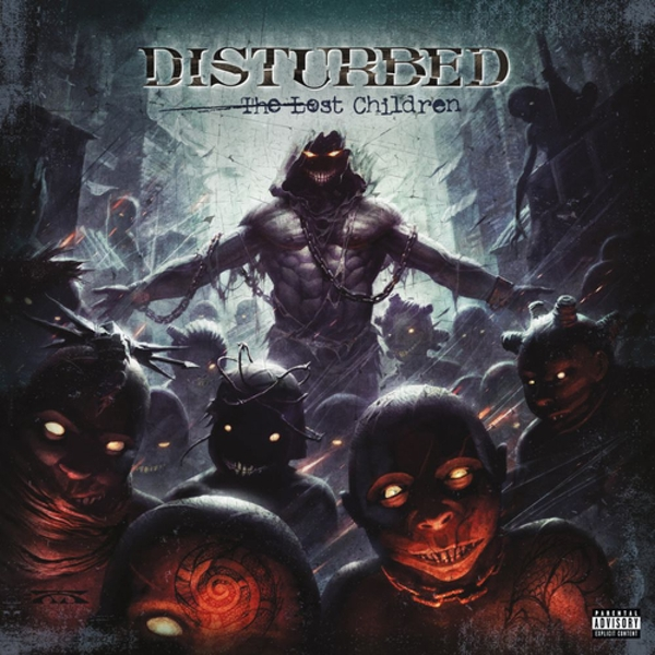 Disturbed - The Lost Children (RSD 2018) Vinyl