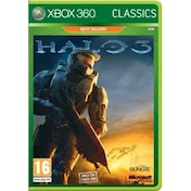 Ex-Display Halo 3 Game (Classics) Xbox 360 Used - Like New