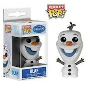 Olaf (Disney Frozen) Pocket Funko Pop! Vinyl Figure