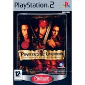 Pirates Of The Caribbean 2 The Legend Of Jack Sparrow (Platinum) Game PS2