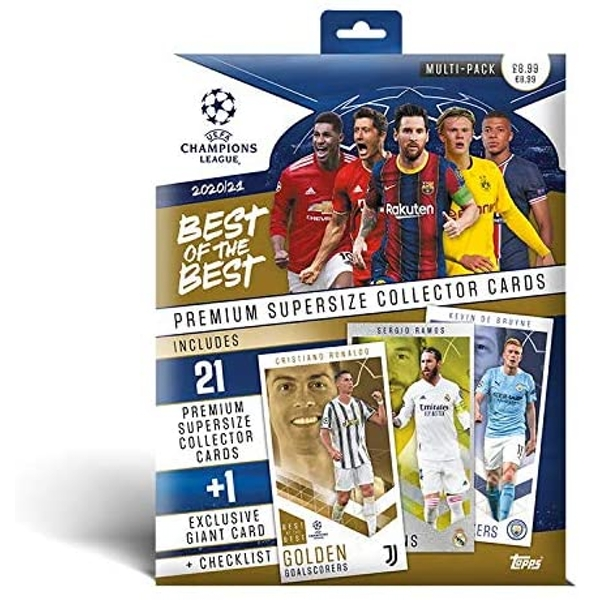 UCL Best of the Best: Multipacks