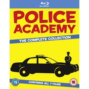 Police Academy 1-7 The Complete Collection Blu-ray