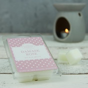 Damask  Rose (Polka Dot Collection) Wax Melt