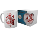 Harry Potter Gryffindor Monogram Mug