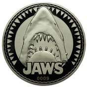 Jaws Bigger Boat Collector's Limited Edition Coin (Silver)