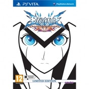 BlazBlue Continuum Shift EXTEND Limited Edition Game PS Vita