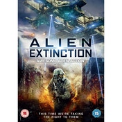Alien Extinction DVD