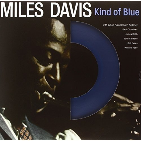 Miles Davis - Kind of Blue Vinyl