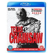 Texas Chainsaw Blu-ray