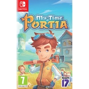 My Time at Portia Nintendo Switch Game (Housewarming Gift Set DLC)