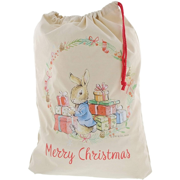 Peter Rabbit Christmas Sack