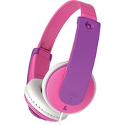 JVC HAKD7P Tiny Phones Kids Stereo Headphones Pink