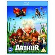 Arthur & The Great Adventure Blu-Ray