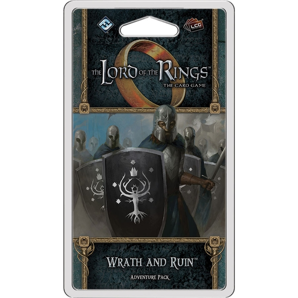 Lord Of The Rings - Wrath and Ruin Adventure Pack