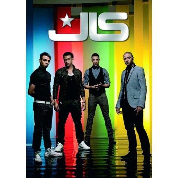JLS - Stripes Postcard