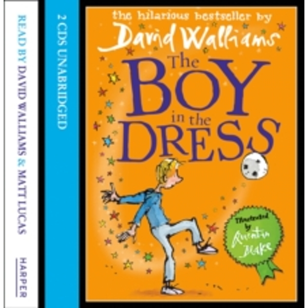 The Boy in the Dress (CD-Audio,2008)