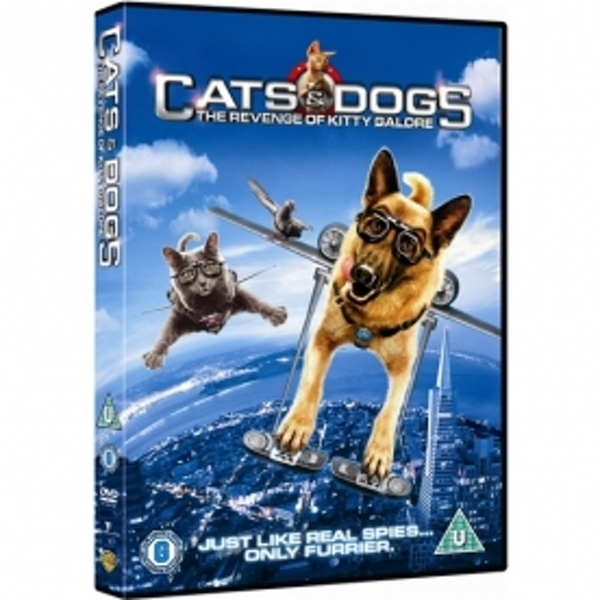Cats & Dogs 2 The Revenge of Kitty Galore
