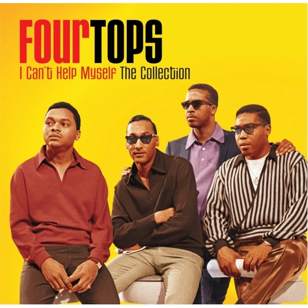 Four Tops - I Can't Help Myself - The Collection