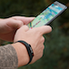 GO-TCHA Wristband for Pokemon Go with Extra Black Strap - Image 3