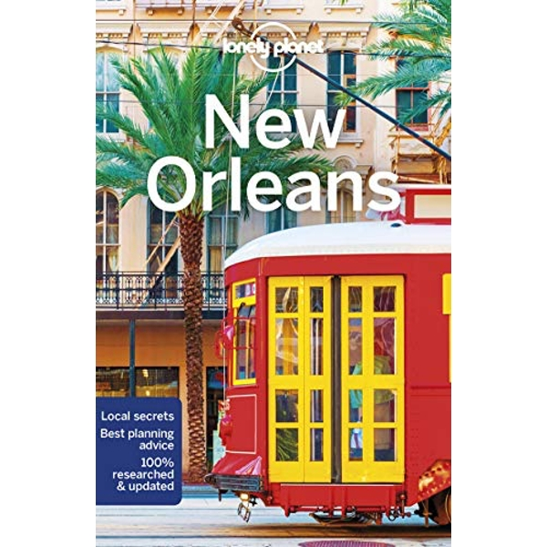 Lonely Planet New Orleans  Paperback / softback 2018