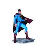 DC Comics Superman Man Of Steel Statue By Cully Hamner