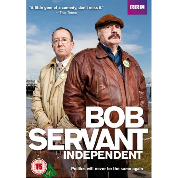Bob Servant Independent (2013) DVD