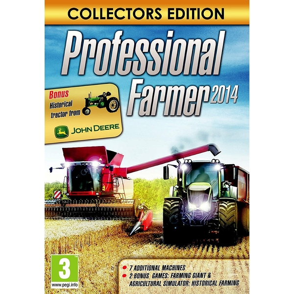 Image of Professional Farmer 2014 Collectors Edition [PC]