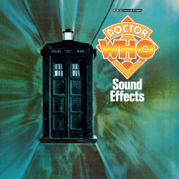 BBC Radiophonic Workshop - BBC Sound Effects No. 19 - Doctor Who Sound Effects Vinyl