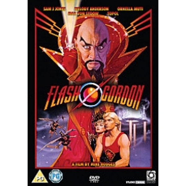 Flash Gordon DVD