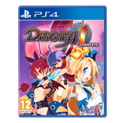 Disgaea 1 Complete PS4 Game