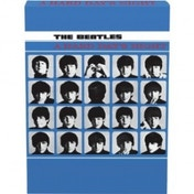 The Beatles Hard Day's Night A7 Notebook